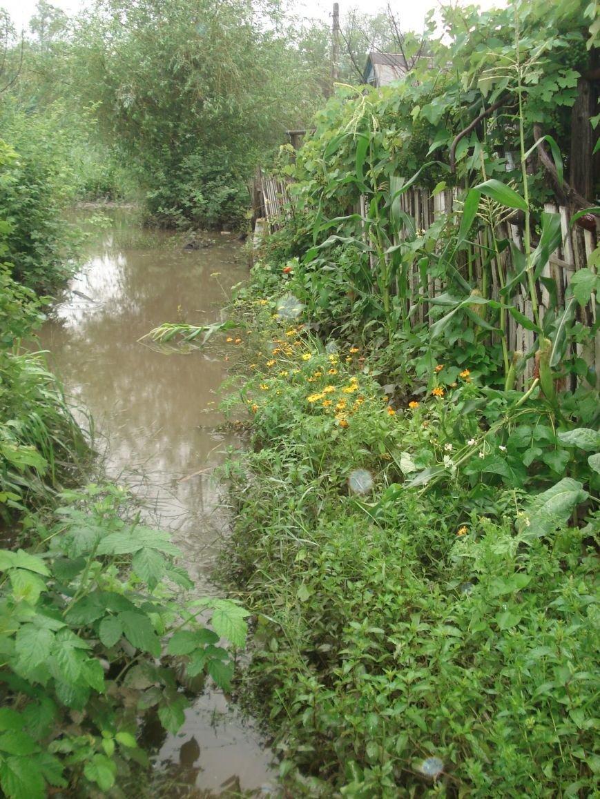 В Запорожье власти обещают восстановить дождевой коллектор на Скальной (ФОТО) (фото) - фото 3
