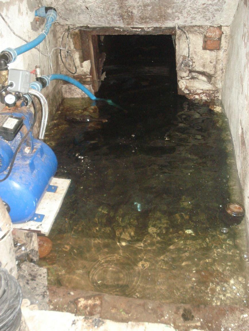 В Запорожье власти обещают восстановить дождевой коллектор на Скальной (ФОТО) (фото) - фото 1