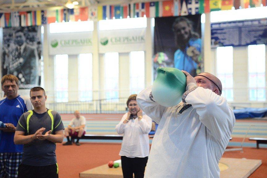 В Усть-Каменогорске открылись первые областные паралимпийские игры, фото-3