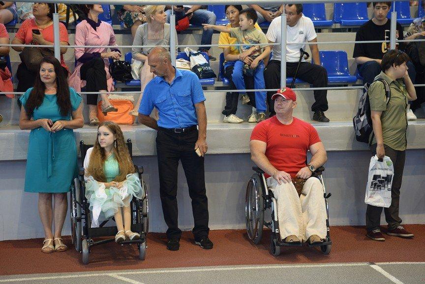 В Усть-Каменогорске открылись первые областные паралимпийские игры, фото-1