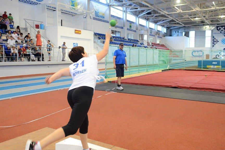 В Усть-Каменогорске открылись первые областные паралимпийские игры, фото-5