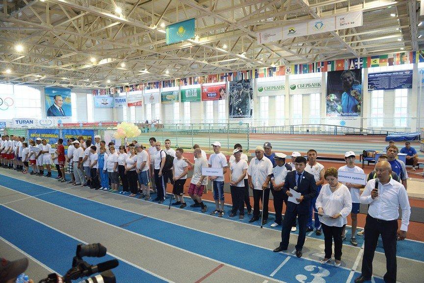 В Усть-Каменогорске открылись первые областные паралимпийские игры, фото-2