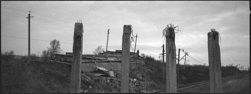 Взорванные мосты Донбасса как символ отчуждения (ФОТО), фото-6