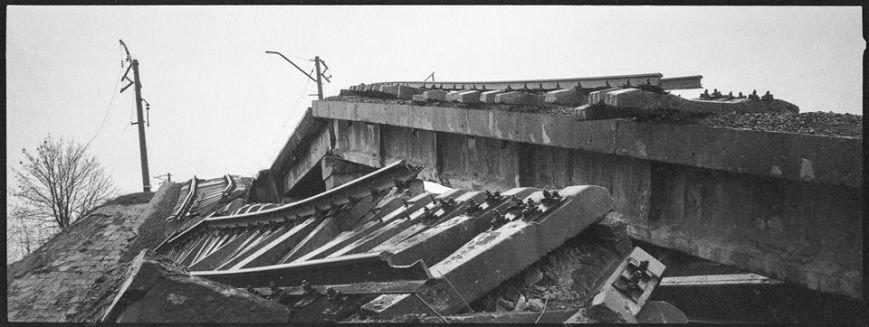 Взорванные мосты Донбасса как символ отчуждения (ФОТО), фото-5