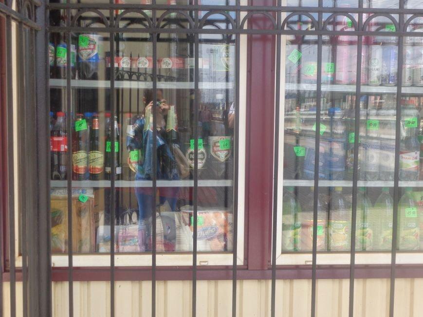 С 1 июля запрещена продажа пива в киосках, однако в Красноармейске и Димитрове этот запрет проигнорирован (фото) - фото 14