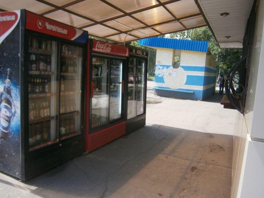 С 1 июля запрещена продажа пива в киосках, однако в Красноармейске и Димитрове этот запрет проигнорирован (фото) - фото 9