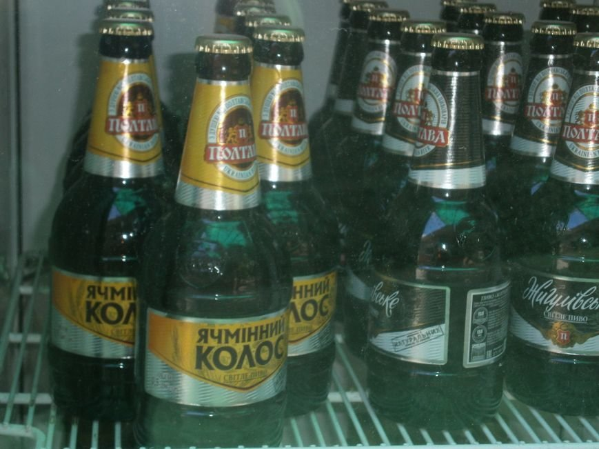 С 1 июля запрещена продажа пива в киосках, однако в Красноармейске и Димитрове этот запрет проигнорирован (фото) - фото 1