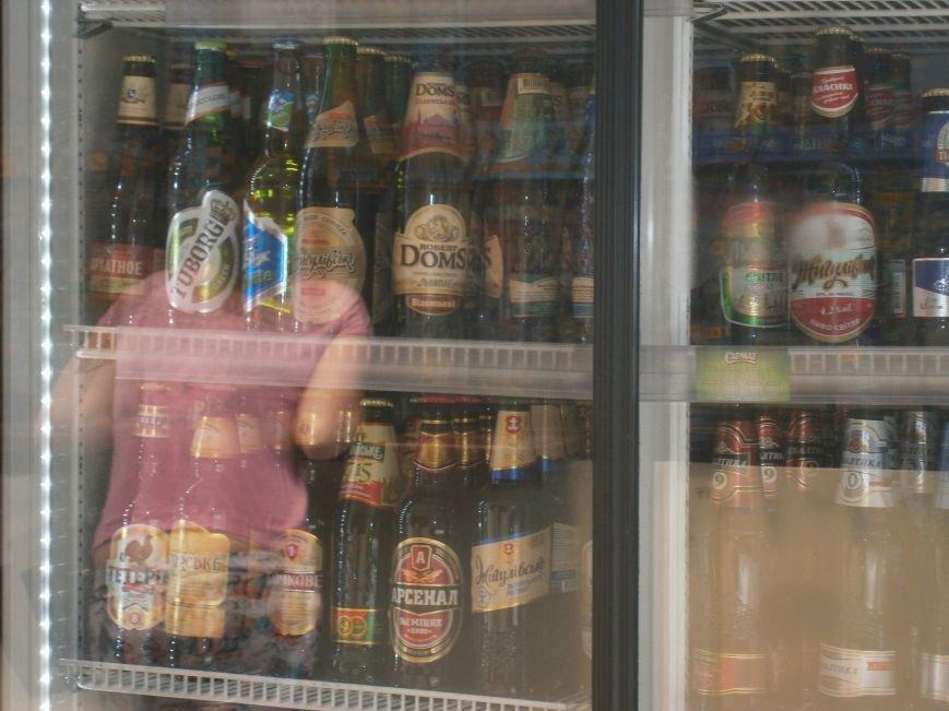 С 1 июля запрещена продажа пива в киосках, однако в Красноармейске и Димитрове этот запрет проигнорирован (фото) - фото 7