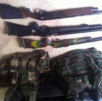 На Полтавщине задержан оружейный контрабандист (ФОТО) (фото) - фото 1