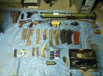 На Полтавщині чоловік намагався налагодити бізнес з незаконного продажу зброї (фото) - фото 1