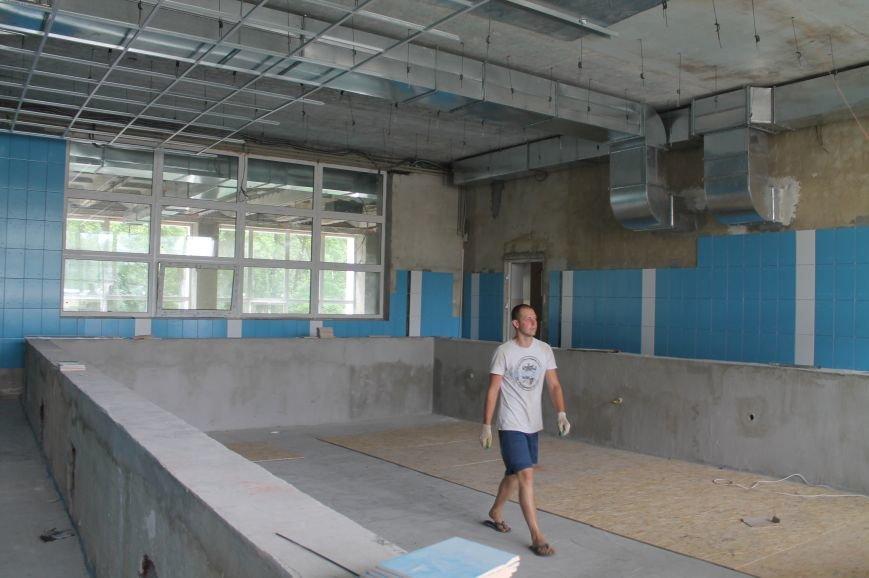 Открытие бассейна ждем уже осенью. ФОТОФАКТ, фото-3