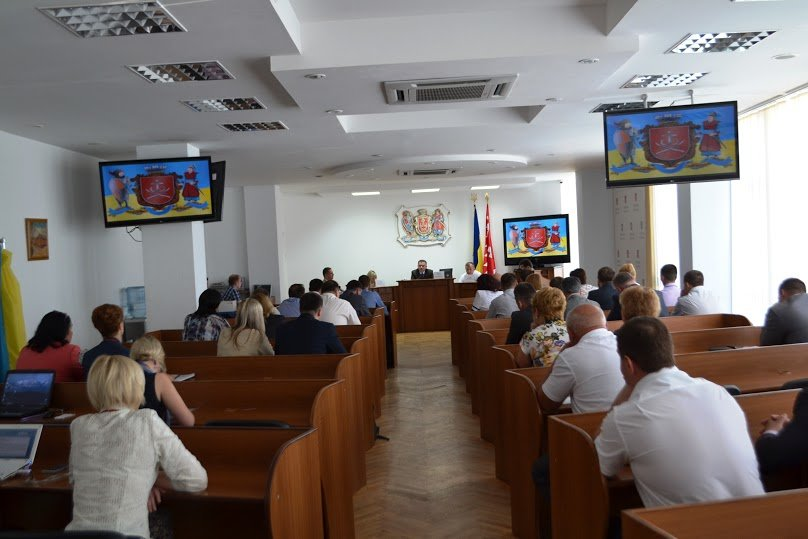Мариупольский городской совет познакомился с успешными практиками муниципального управления города Винницы (ФОТО), фото-1