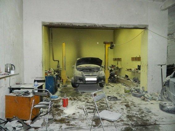 В Киеве на Подоле ночью прогремел взрыв (ФОТО) (фото) - фото 1