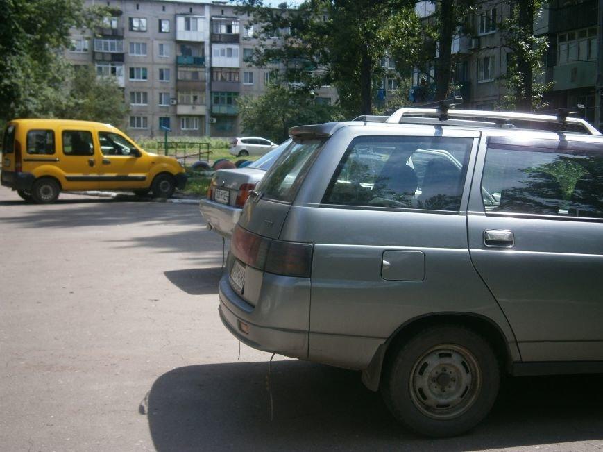 Сегодня ночью в Димитрове был угнан автомобиль (фото) - фото 2