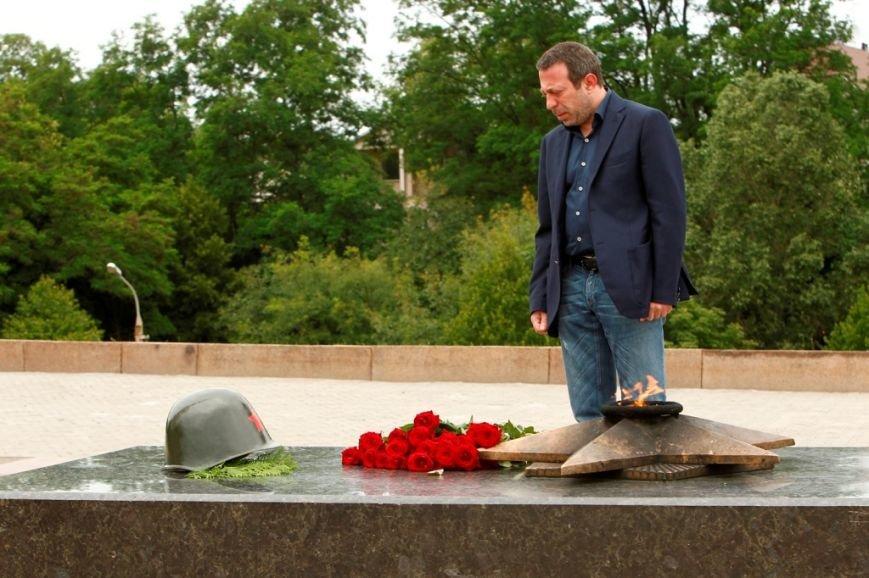 Меморіал слави знову в повному «складі» (фото) - фото 1