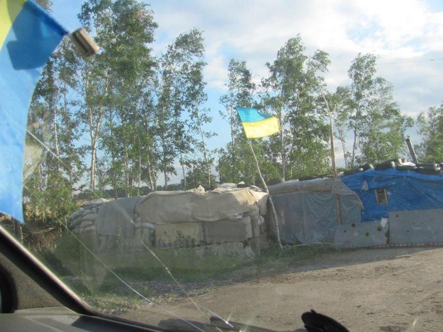 Волонтеры из Кривого Рога доставили «гуманитарку» на блок-посты под Попасную(ФОТО), фото-3