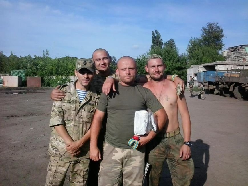 Волонтеры из Кривого Рога доставили «гуманитарку» на блок-посты под Попасную(ФОТО), фото-11