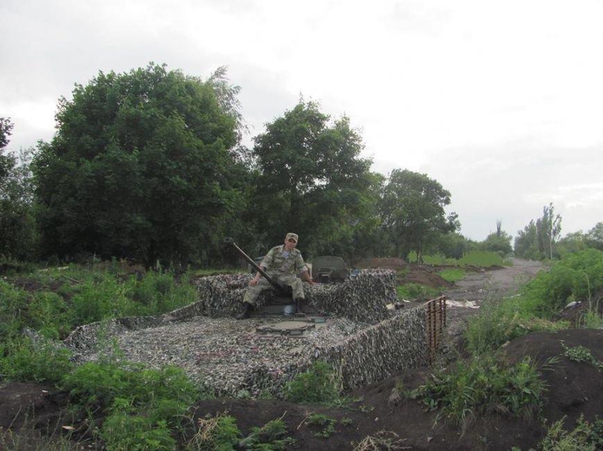 Волонтеры из Кривого Рога доставили «гуманитарку» на блок-посты под Попасную(ФОТО), фото-9