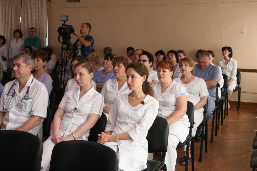 Фонд Бориса Филатова подарил кардиоцентру новое современное оборудование, фото-2