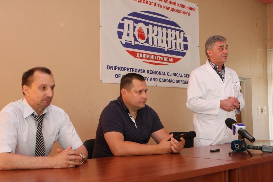 Фонд Бориса Филатова подарил кардиоцентру новое современное оборудование, фото-3