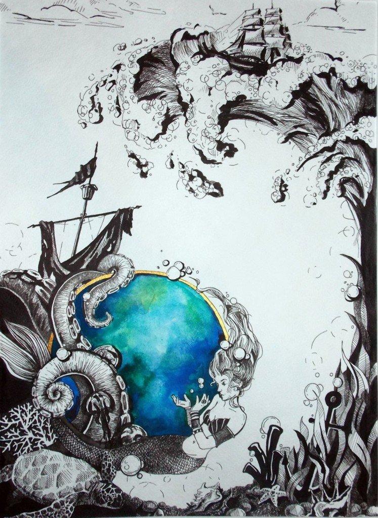 У Кіровограді відкрито виставку «Студентські акорди творчості» (фото) - фото 1