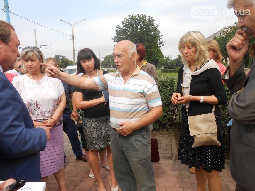 В Днепродзержинске почтили память жертв трамвайной катастрофы (фото) - фото 12
