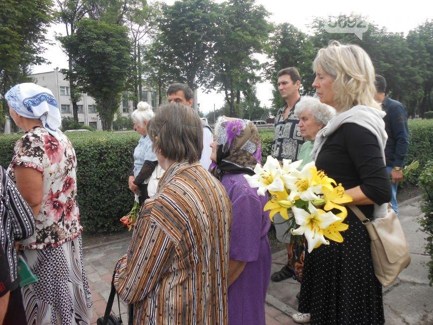 В Днепродзержинске почтили память жертв трамвайной катастрофы (фото) - фото 6