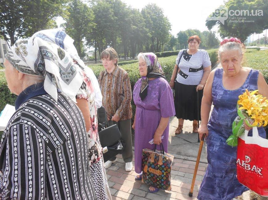 В Днепродзержинске почтили память жертв трамвайной катастрофы (фото) - фото 8