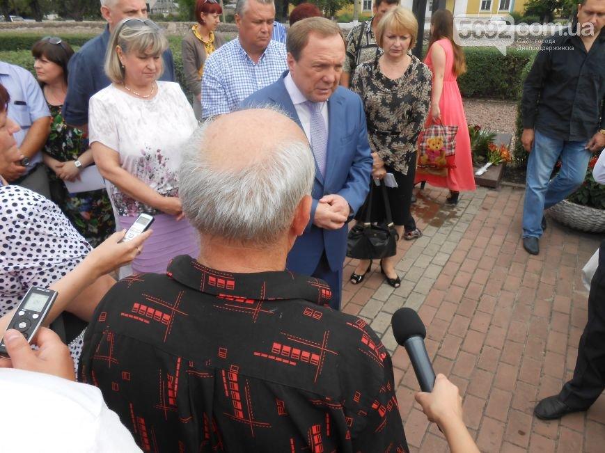 В Днепродзержинске почтили память жертв трамвайной катастрофы (фото) - фото 11