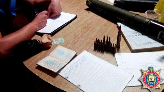 Находка на блокпосте вблизи Артемовска удивила госавтоинспекторов (фото) - фото 1
