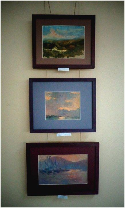 У Житомирі відкрилась виставка трьох талановитих художниць (фото) - фото 2