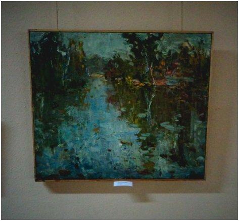 У Житомирі відкрилась виставка трьох талановитих художниць (фото) - фото 3
