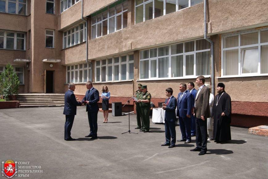 В Симферополе торжественно проводили последних крымских срочников весеннего призыва (ФОТО) (фото) - фото 4