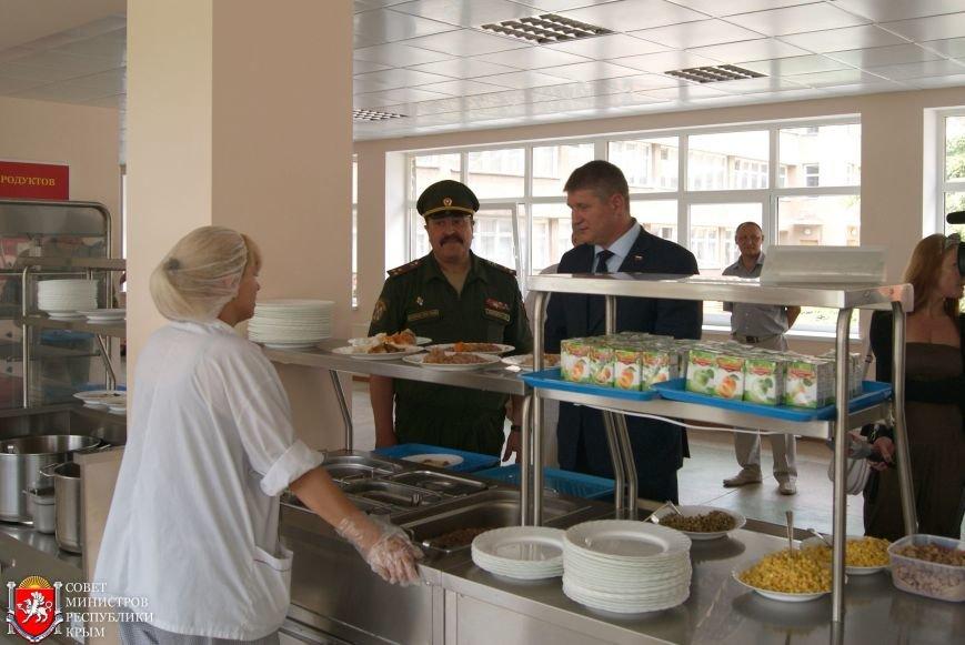 В Симферополе торжественно проводили последних крымских срочников весеннего призыва (ФОТО) (фото) - фото 5