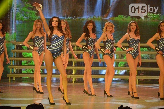 Теле-версию конкурса красоты «Мисс Гродно 2015» покажут 16-17 июля (фото) - фото 1