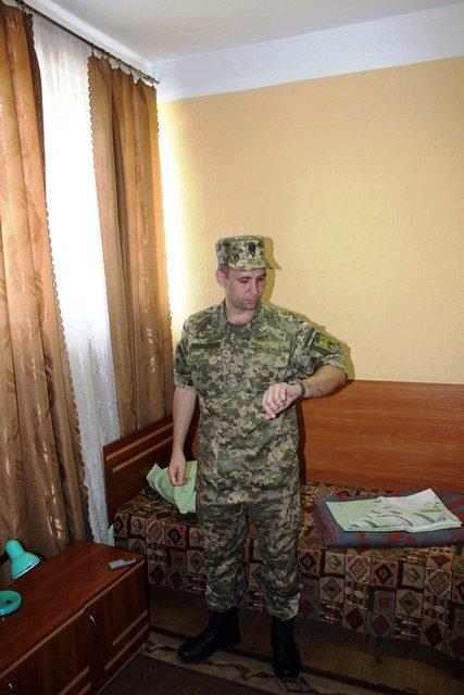 На Днепропетровщине открыли бесплатный мини-отель для бойцов АТО, фото-1