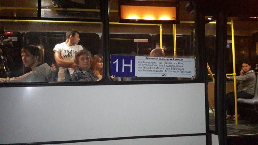 У Львові запрацювали нічні автобуси. Як це було? (ФОТО) (фото) - фото 1
