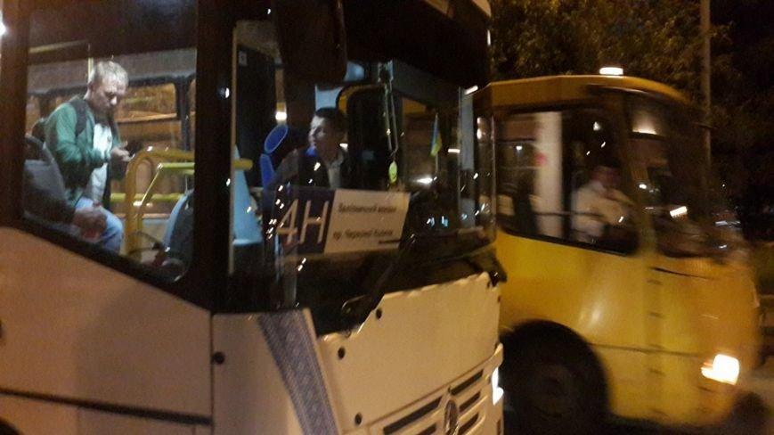 У Львові запрацювали нічні автобуси. Як це було? (ФОТО) (фото) - фото 5