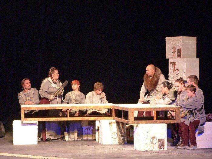 Житомирські театрали побачили продовження трагедії «Ромео і Джульєта» (фото) - фото 1