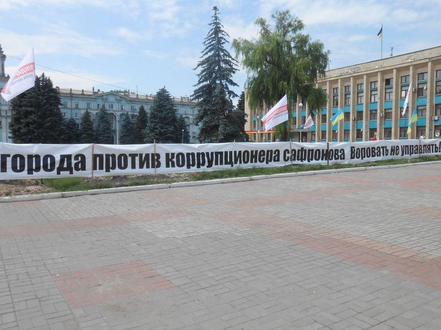 Как обстоят дела на днепродзержинском «майдане» (фото) - фото 17