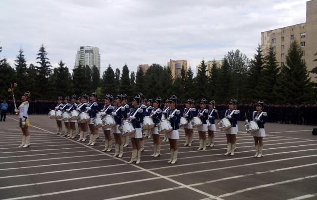 В Киеве состоялся первый выпуск воспитанников полицейской академии (ФОТО) (фото) - фото 1
