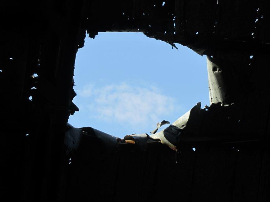 Мариупольские пограничники чтут память погибших год назад в Новоазовске коллег (ФОТО), фото-4