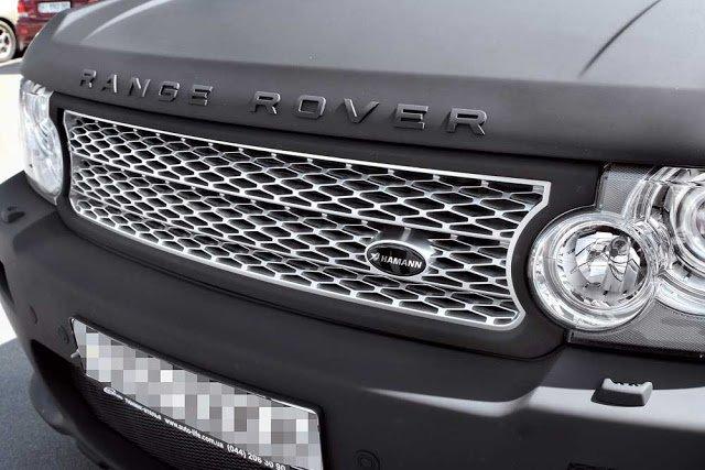 Range_Rover логотип
