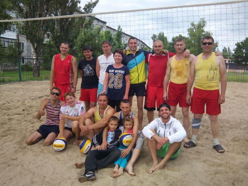 Турнир по пляжному волейболу в Димитрове прошел весело и интересно (фото) - фото 12