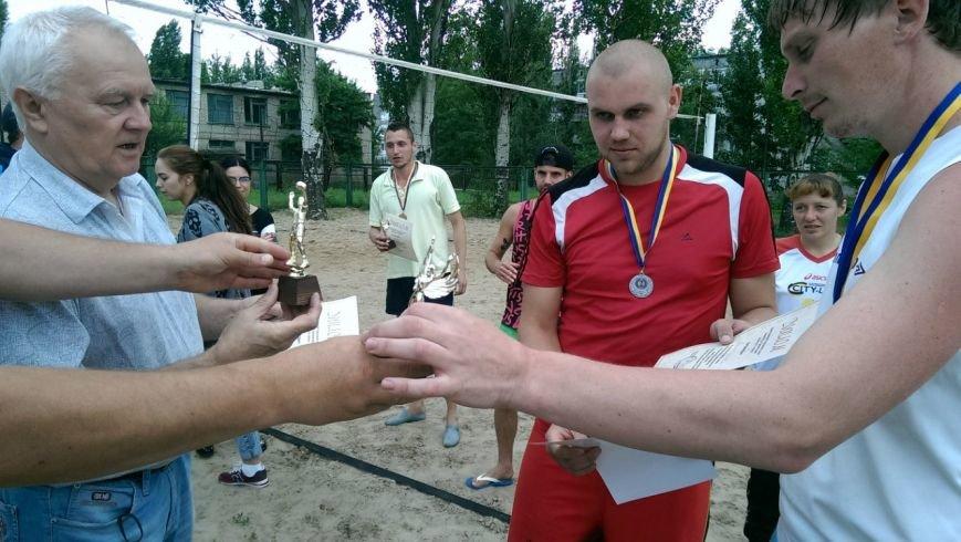 Турнир по пляжному волейболу в Димитрове прошел весело и интересно (фото) - фото 7