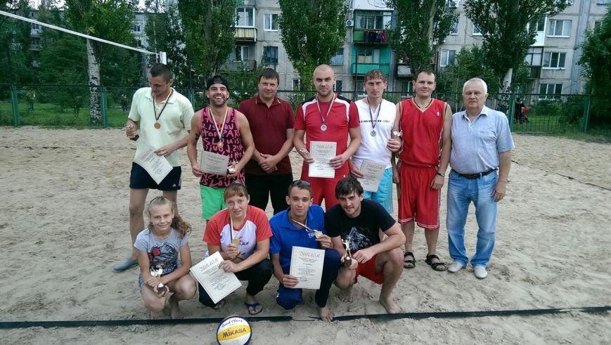 Турнир по пляжному волейболу в Димитрове прошел весело и интересно (фото) - фото 14