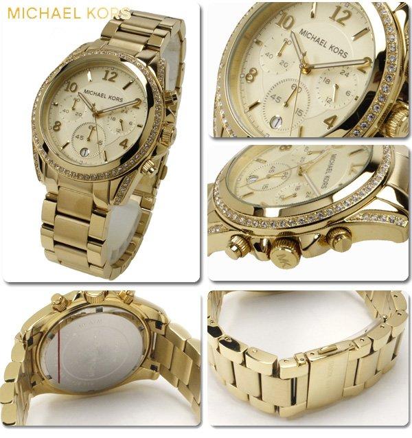 Жіночий годинник від Michael Kors - ти ж любиш бути в центрі уваги? (фото) - фото 3