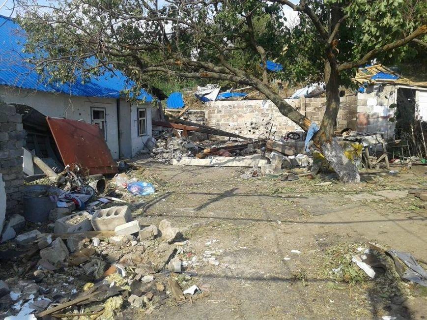 Мариупольцев просят помочь жителям разрушенного села Бердянское (ФОТО), фото-1