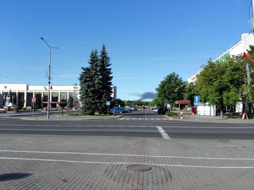 Черное небо над Новополоцком, фото-1