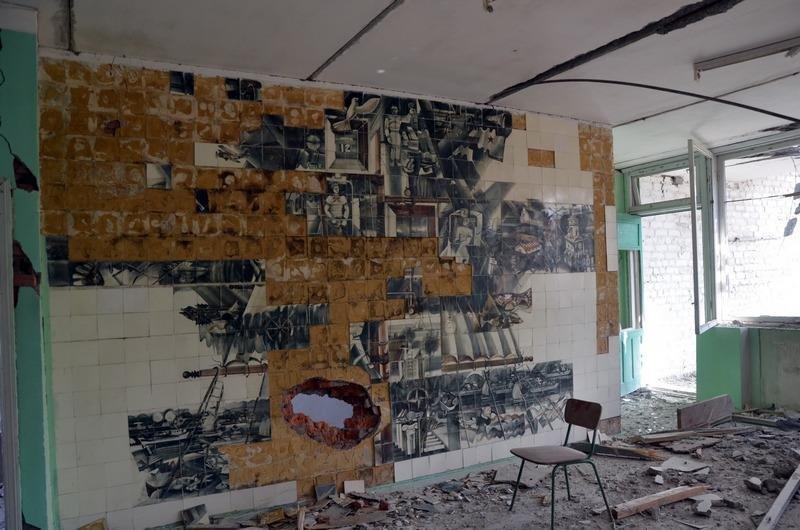 Пресс-центр АТО опубликовал фото разрушенного Широкино (ФОТО), фото-5